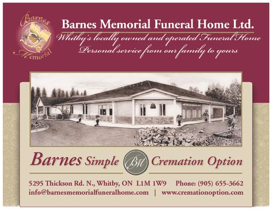 Barnes Simple Cremation Option